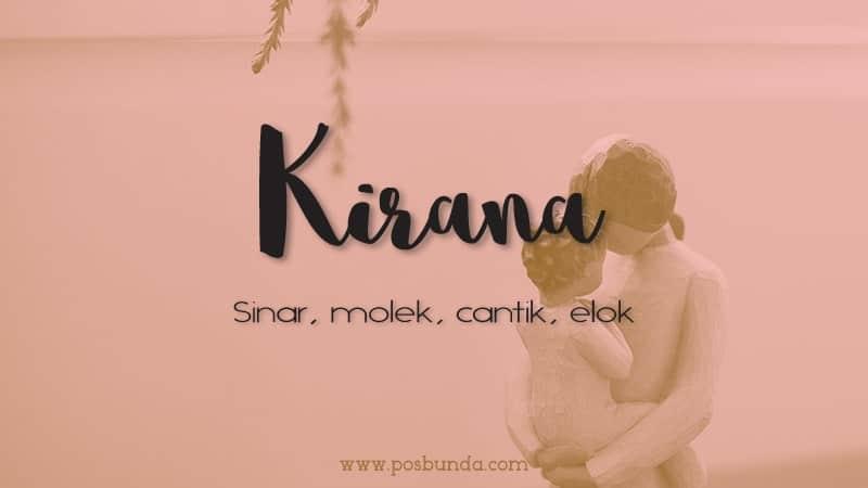 Arti Nama Kirana - Kirana
