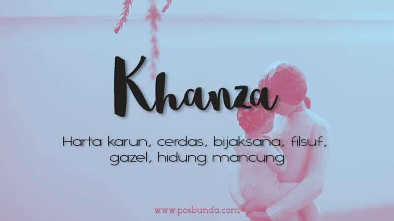 Arti Nama Khanza - Khanza