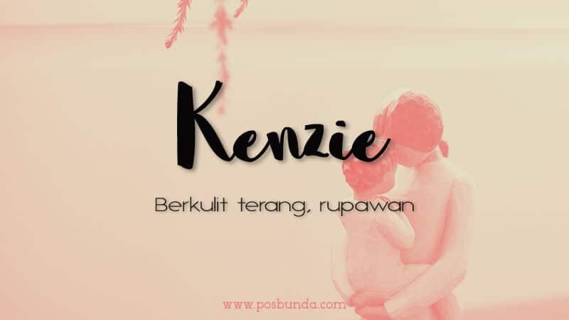Arti Nama Kenzie - Kenzie