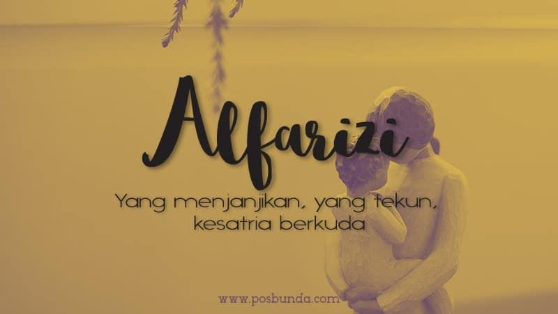 Arti Nama Alfarizi - Alfarizi