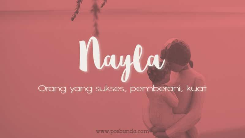 Arti Nama Nayla - Nayla