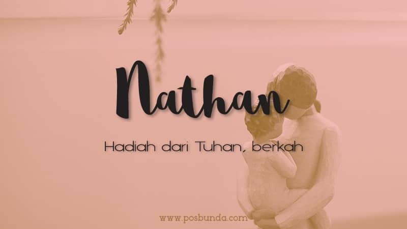 Arti Nama Nathan - Nathan