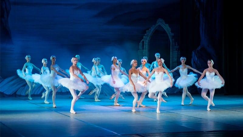 Arti Nama Sabrina - Ballet