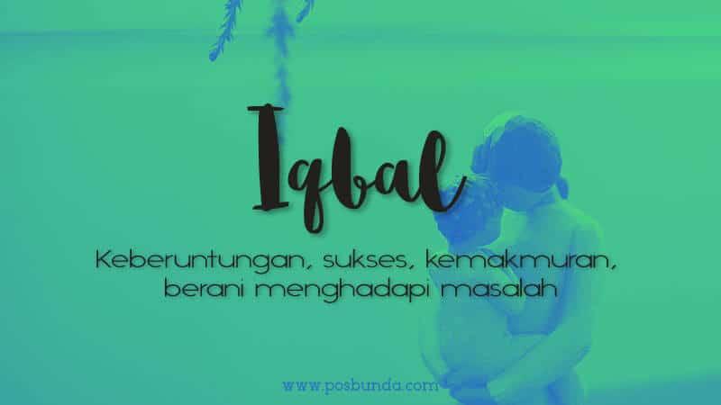 Arti Nama Iqbal - Iqbal