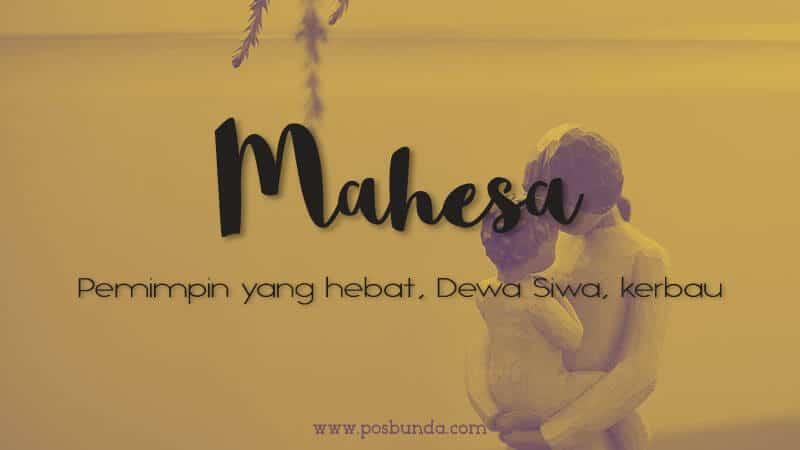 Arti Nama Mahesa - Mahesa
