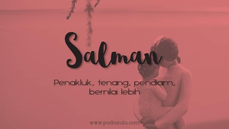 Arti Nama Salman - Salman