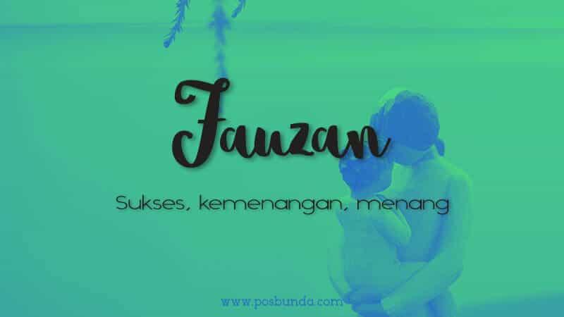 Arti Nama Fauzan - Fauzan