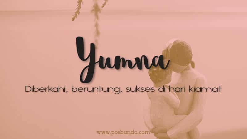 Arti Nama Yumna - Yumna
