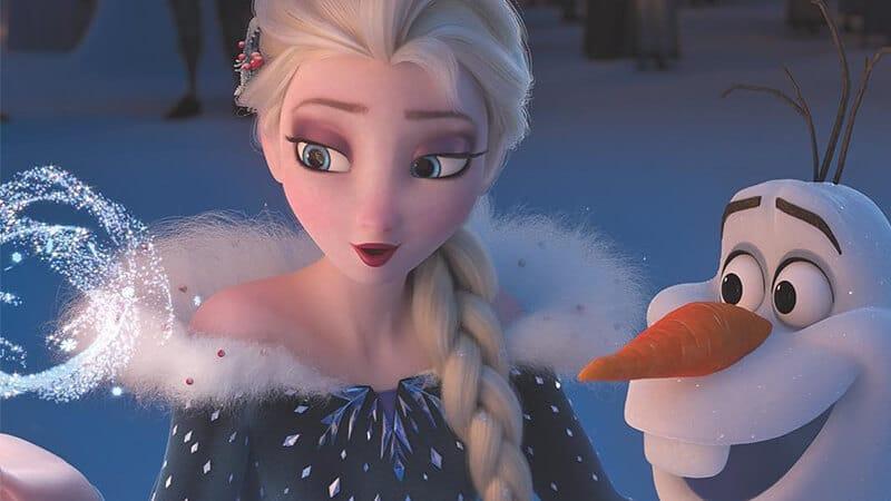 Arti Nama Elsa - Elsa Frozen
