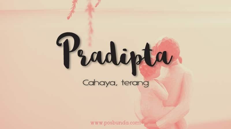 Arti Nama Pradipta - Pradipta