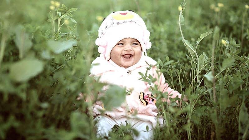 Kumpulan Nama Nama Bayi Perempuan - Bayi Berkerudung