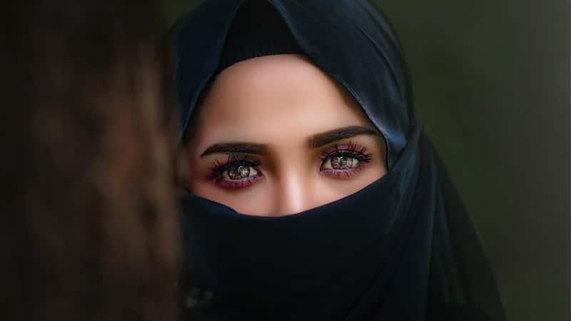 Kumpulan Nama Bayi Perempuan Islami - Wanita Bercadar