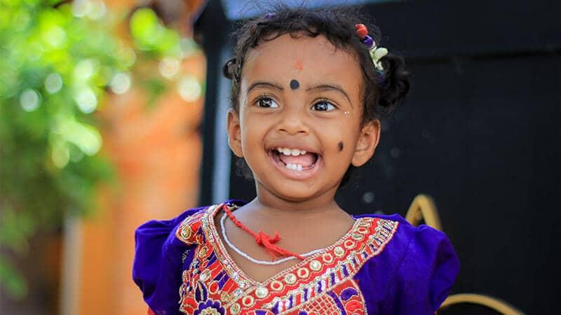 Kumpulan Nama Bayi Perempuan - Balita India