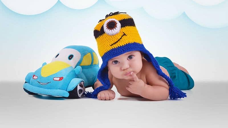 Kumpulan Nama Nama Bayi Laki Laki - Bayi Laki Laki Modern