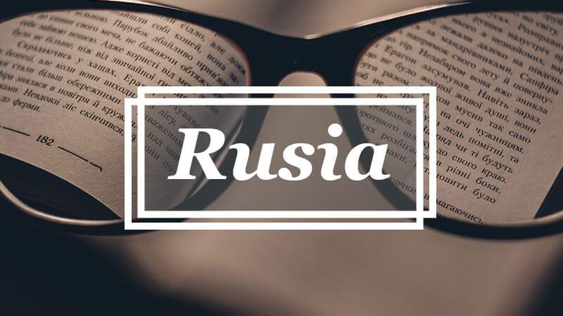 Asal Bahasa - Russia