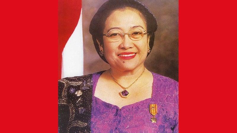 Arti Nama Megawati - Megawati Soekarnoputri