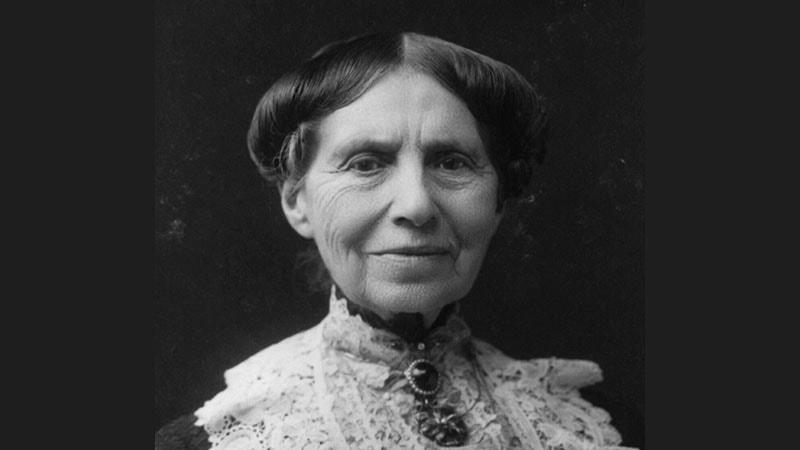 Arti Nama Clara - Clara Barton