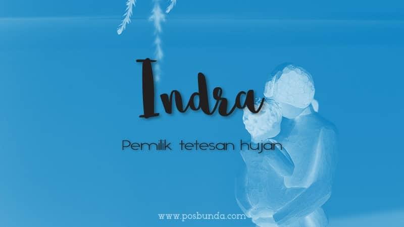 Arti Nama Indra - Indra
