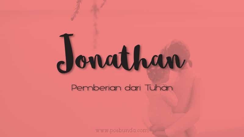 Arti Nama Jonathan - Jonathan