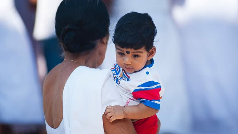 Nama Bayi Laki Laki Sansekerta dan Artinya - Anak dan Ibunnya