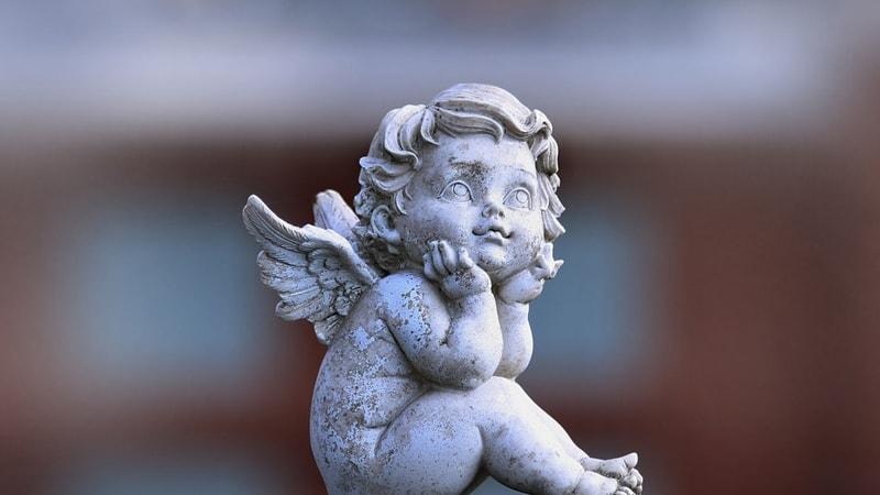 Nama Bayi Laki Laki Islam Modern - Patung Malaikat