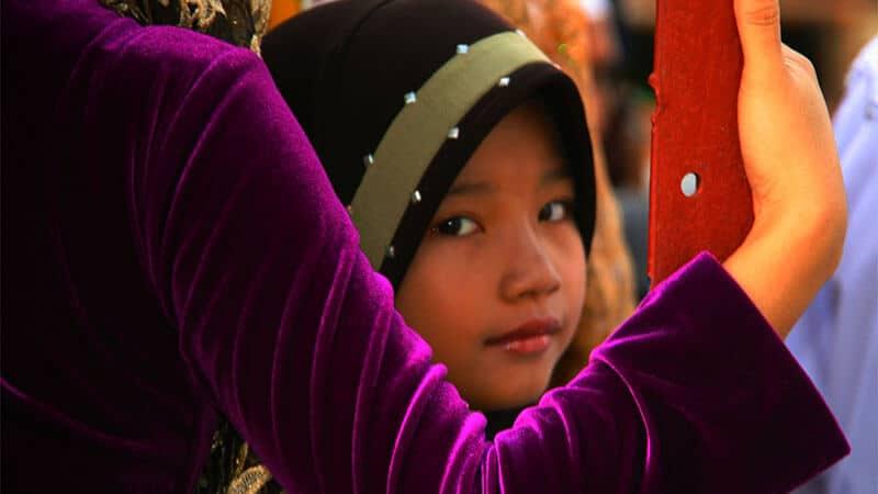Nama Nama Anak Perempuan Islam Modern - Anak Kecil Berkerudung