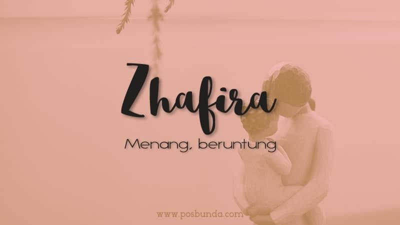 Arti Nama Zhafira - Zhafira