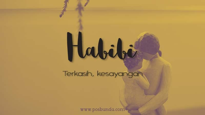 Arti Nama Habibi - Habibi