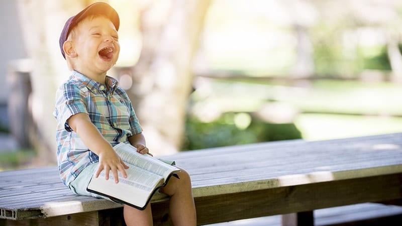 Cerita Lucu Anak Anak - Anak Tertawa