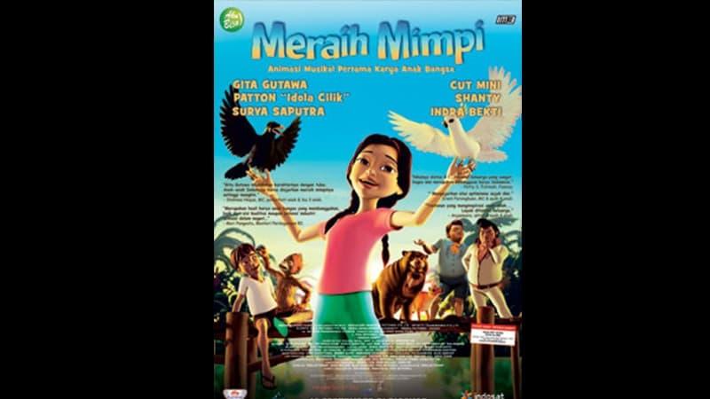 Film Animasi Anak Anak - Meraih Mimpi