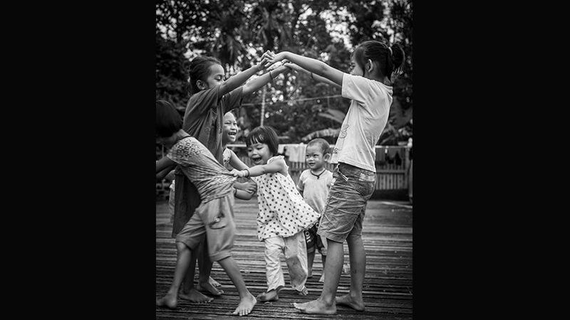 Permainan Anak yang Mendidik - Ular Naga