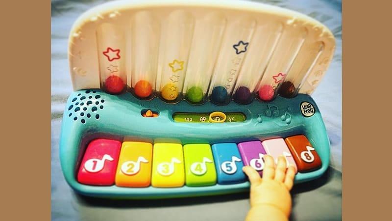 Macam Macam Mainan Bayi - Piano Mainan