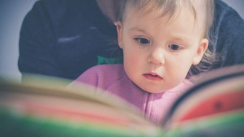 Cerita Dongeng Anak Islami - Buku dan Bayi Membaca