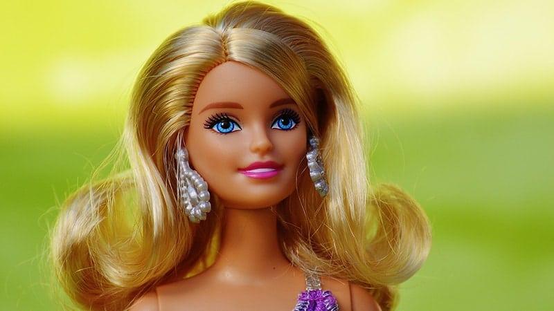 Mainan Anak Anak Perempuan - Boneka Barbie