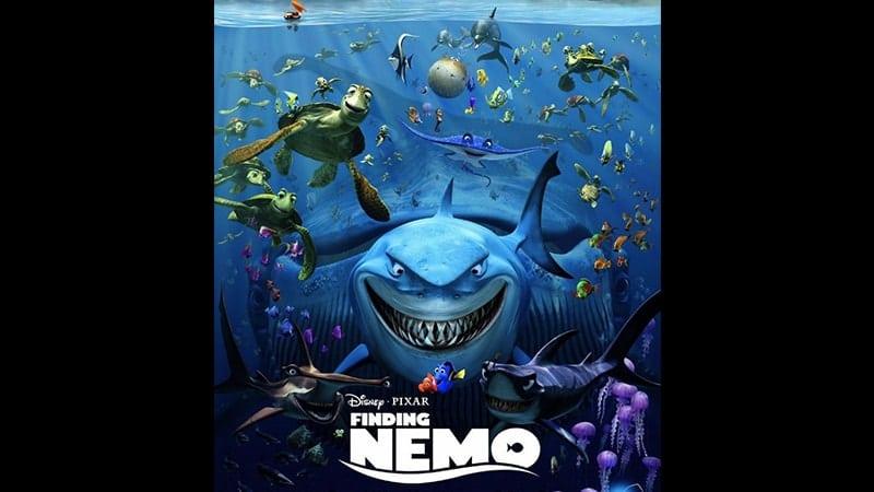 Film Animasi Anak Anak - Finding Nemo
