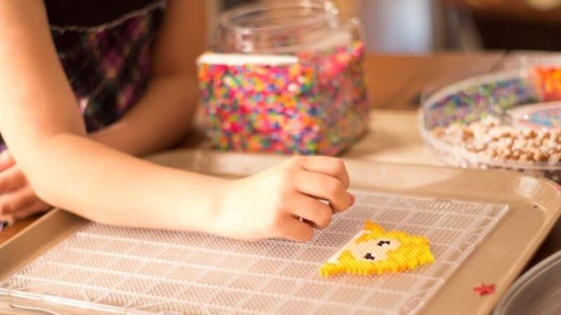 Permainan Anak Anak Perempuan - Menyusun Puzzle