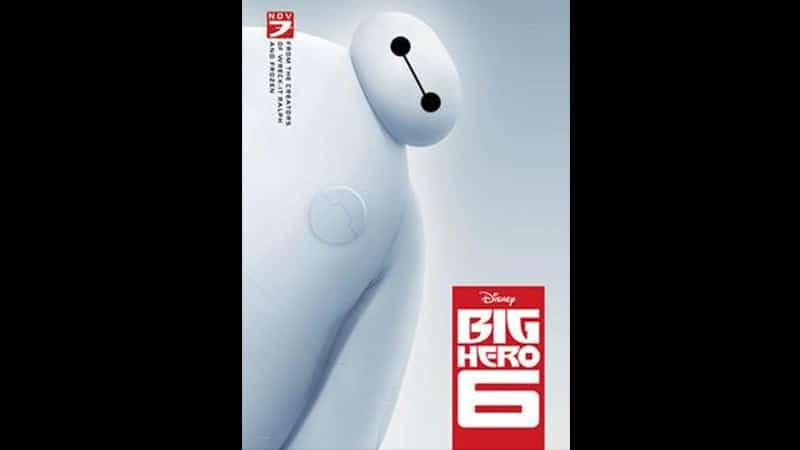Film Animasi Anak Anak - Big Hero 6