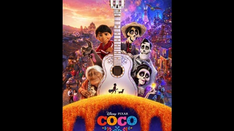 Film Animasi Anak Anak - Coco