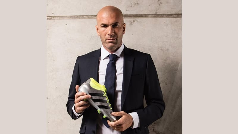 Arti Nama Zaidan - Zinedine Zidane