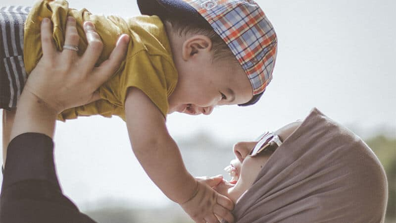 Lagu Anak Islami - Ibu dan Anak