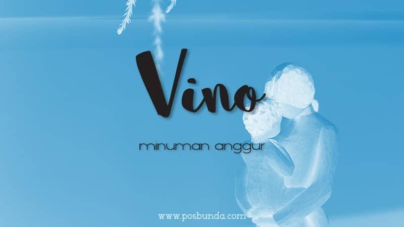 Arti Nama Vino - Vino