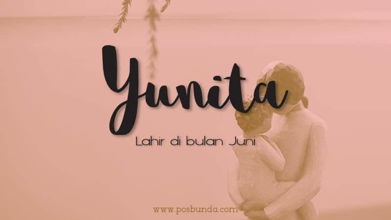 Arti Nama Yunita - Yunita