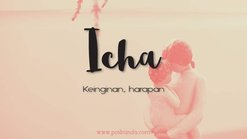 Arti Nama Icha - Icha