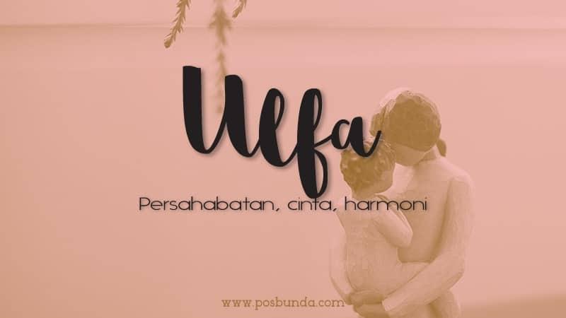 Arti Nama Ulfa - Ulfa