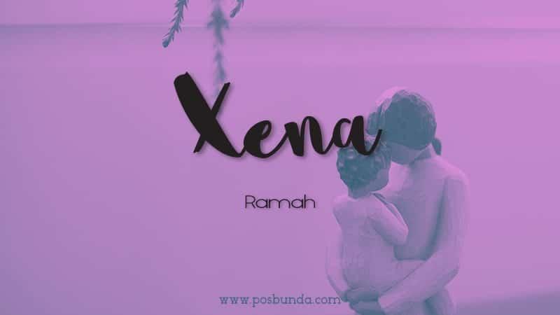 Arti Nama Xena - Xena