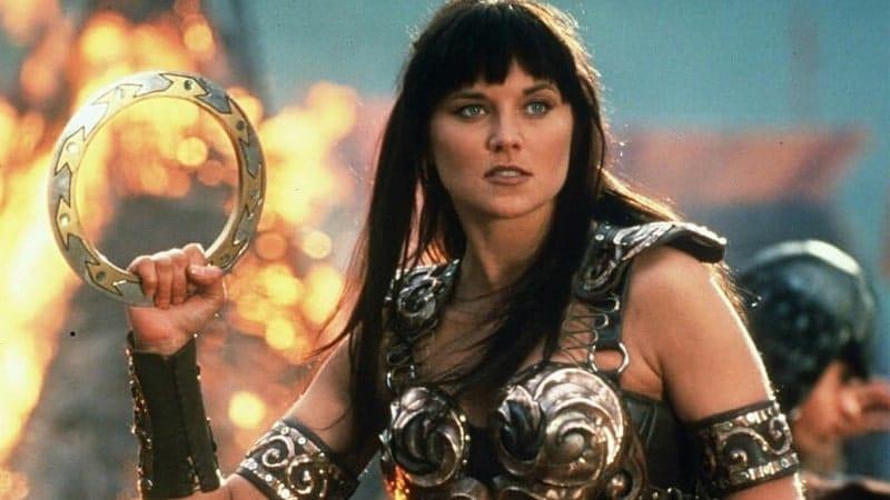 Arti Nama Xena - Xena Warrior Princess