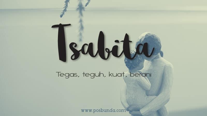 Arti Nama Tsabita - Tsabita