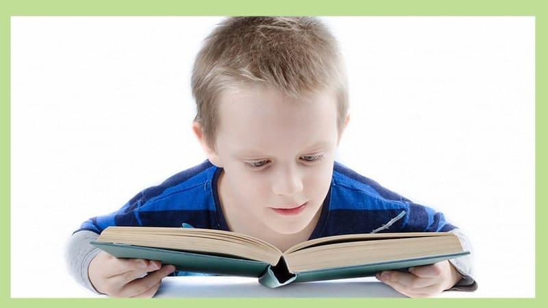 Permasalahan Anak Usia Dini - Anak Laki-Laki Membaca Buku