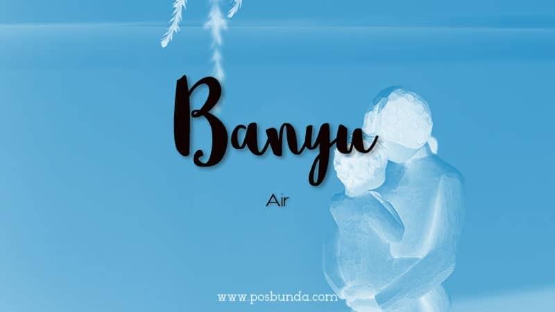 Arti Nama Banyu - Banyu
