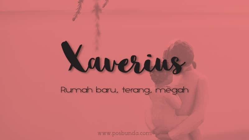 Arti Nama Xaverius - Xaverius